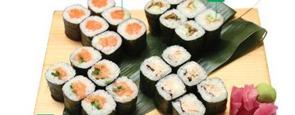 Nori-Maki (6 Stück)