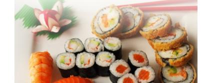 Sushi a` la carte